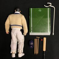 ACTION MAN - CRICKETER - RARE - Sportsman Series Complete Nice Condition (ref5)